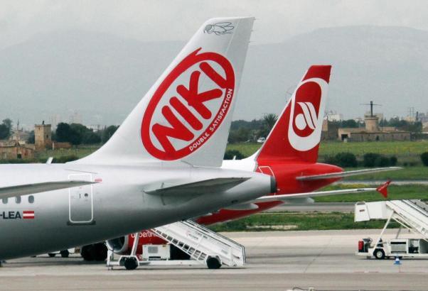 Niki soll noch im Sommer die wenigen verbliebenen Mallorca-Flüge von Air Berlin übernehmen.
