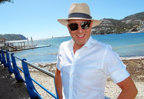 Zweite Heimat Mallorca: Thomas Rath kennt die Insel seit rund 35 Jahren und fühlt sich in Port d'Andratx besonders wohl.