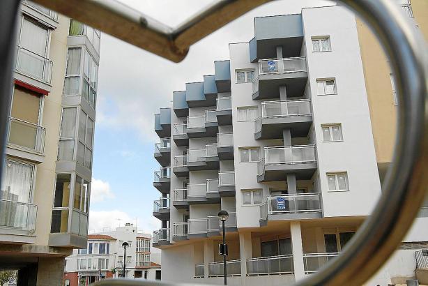 Bei den meisten Objekten handle es sich um gebrauchte Immobilien.