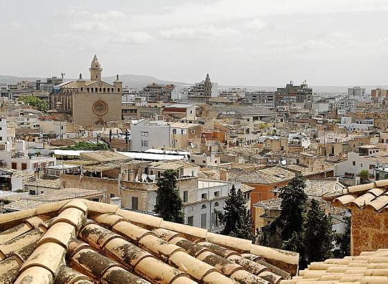 Besonders in der Altstadt von Palma wollen viele Urlauber in einer Ferienwohnung übernachten.