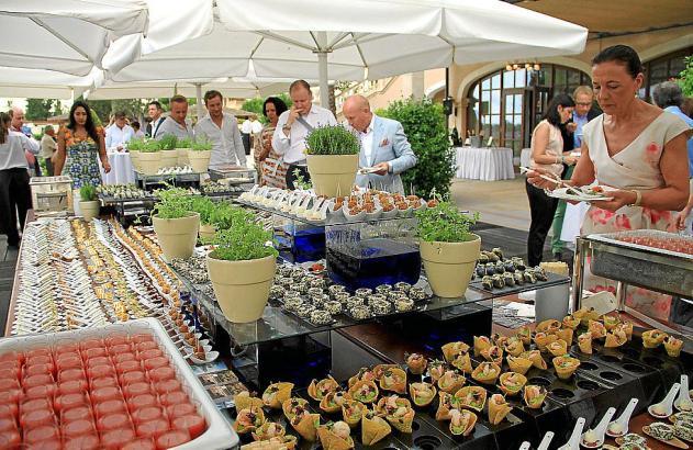 Der Event gehört zu den absoluten Gourmet-Highlights des Sommers