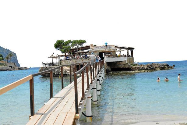 Das Strandlokal S'Illeta in Camp de Mar besteht seit 1963