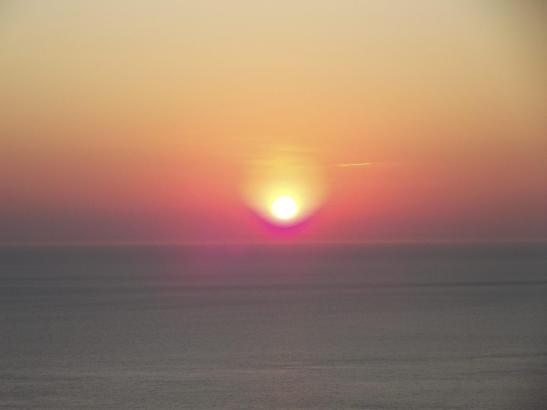 Sonnenuntergang auf Mallorca