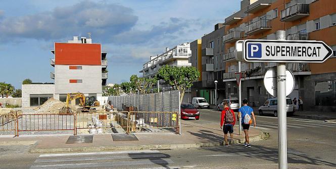 Das Baugewerbe auf den Inseln, hier Menorca, hat im ersten Quartal bis zu 10 Prozent mehr Mitarbeiter benötigt als vor einem Jah