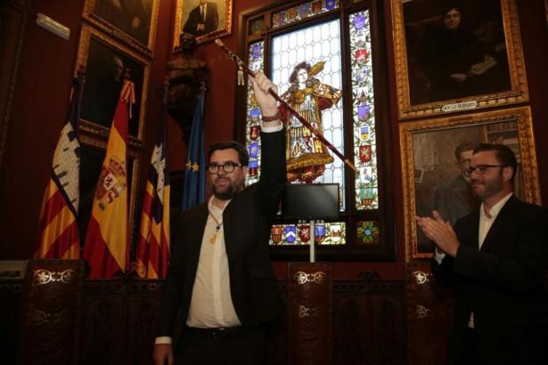 Der neue Bürgermeister von Palma de Mallorca.