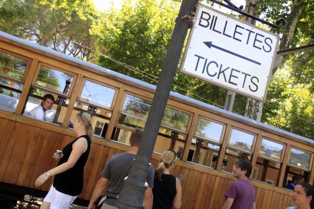 Tickets für den Sóller-Zug auf Mallorca bekommen Einwohner der Anliegergemeinden auch künftig mit Residentenrabatt.