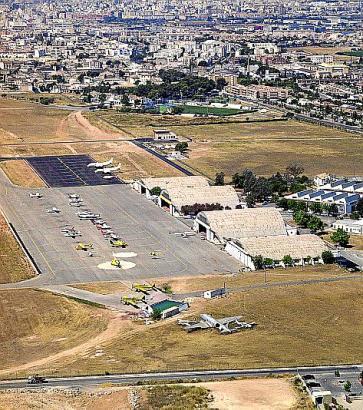 Derzeit wird das Aerodrom lediglich von kleinen Maschinen genutzt.