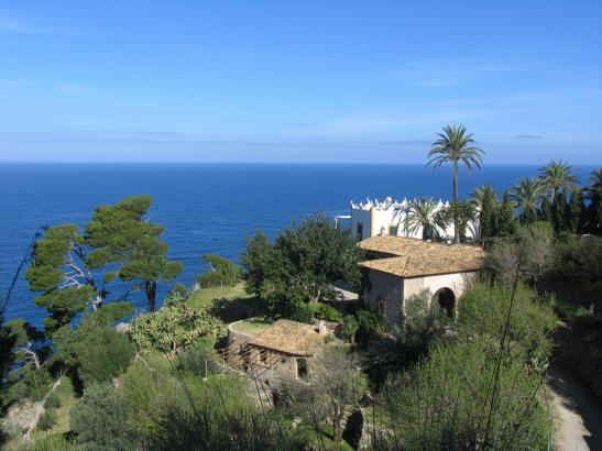 S'Estaca bietet auch herrlichen Meerblick.