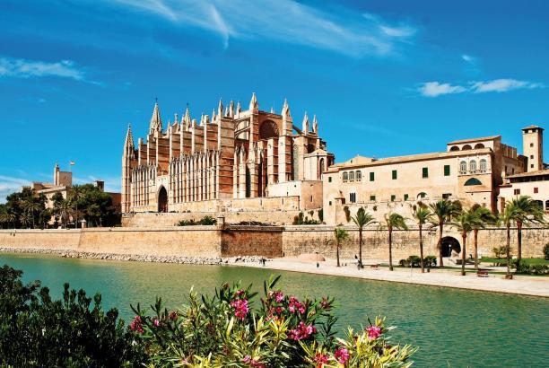 Palma de Mallorca bleibt die Top-Destination für Niki.