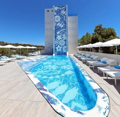 Das Iberostar Grand Hotel Portals Nous bringt fünf neue Hotelsterne nach Calvià.
