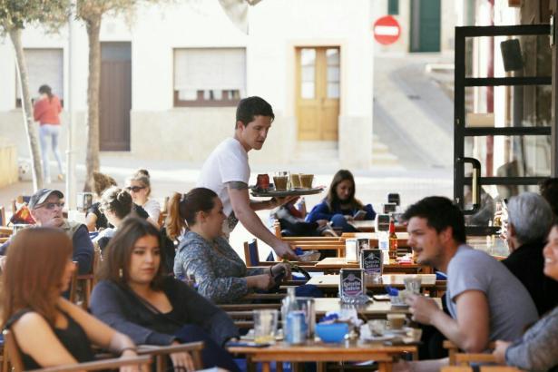 Kellnern auf Mallorca - Jobchance für viele