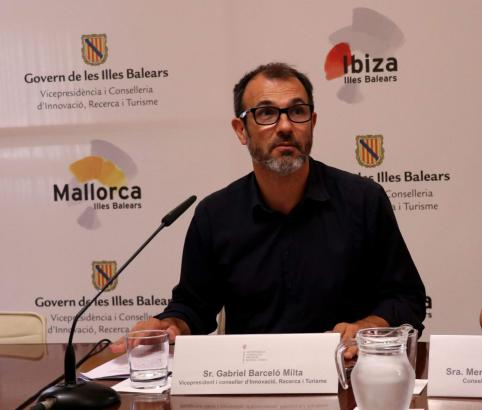 Biel Barceló (Més) ist stellvetretender Ministerpräsident der Balearen und leitet das Ressort Tourismus.