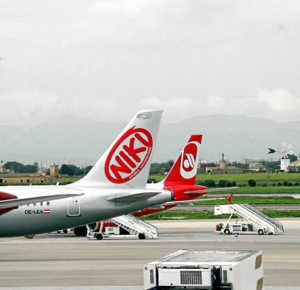 Air Berlin und ihre für Mallorca-Flüge zuständige Tochter Niki sind eng miteinander verflochten.