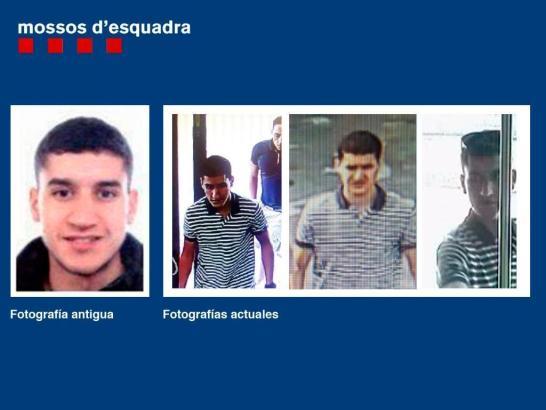 Younes Abouyaaquoub wurde von der katalanischen Regionalpolizei erschossen.