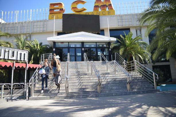 Diskothek BCM in Magaluf