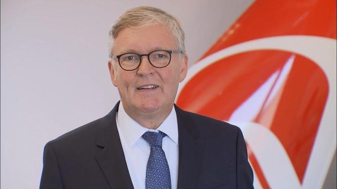 Air-Berlin-CEO Thomas Winkelmann begrüßte die Entscheidung der EU-Kartellbehörde.