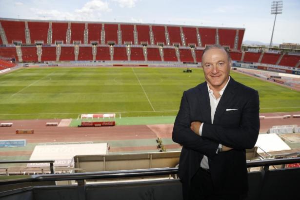 Andy Kohlberg ist neuer Real-Mallorca-Präsident.
