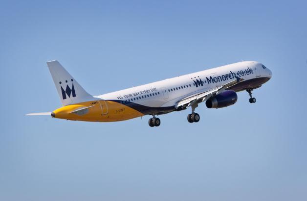 Der Mallorca-Flieger Monarch Airlines ist pleite.