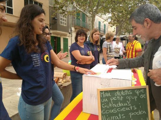 Am Montag will Katalonien die Unabhängigkeit von Spanien erklären.