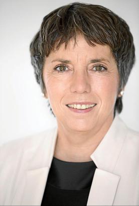 Margot Käßmann ist Botschafterin des Reformations-Jubiläums 2017