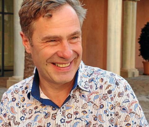 Jochen Hempel ist Galerist in Leipzig und Berlin
