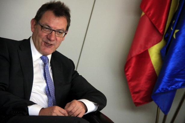 Wegen der Lage in Katalonien verkürzt der deutsche Botschafter Peter Tempel seinen Mallorca-Besuch.