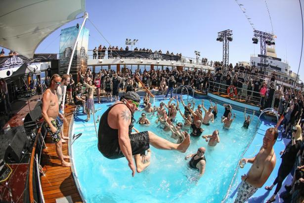"""""""Full Metal Cruise"""" ist auch eine Reise der Wacken-Organisatoren"""