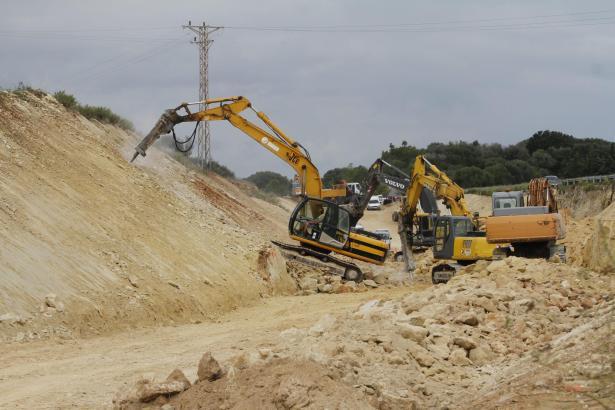 Auch das Baugewerbe könnte wegen des Katalonien-Konflikts leiden, so die Vorsitzende des balearischen Arbeitgeberverbandes, Carm