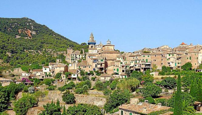 Das bei Urlaubern besonders beliebte Valldemossa ist die Gemeinde Mallorcas mit dem höchsten Brutto-Einkommen.