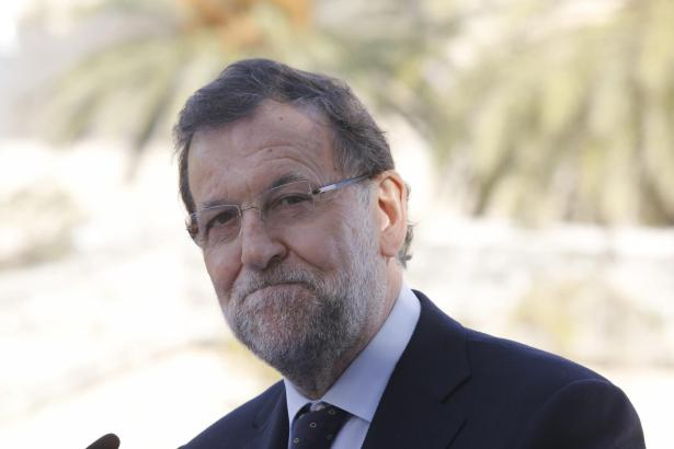 Spaniens Ministerpräsident Rajoy.
