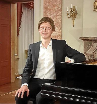 Der Pianist Vladimir Skomorokhov spielt am Freitag, 3. November, im Theater von Santanyí.