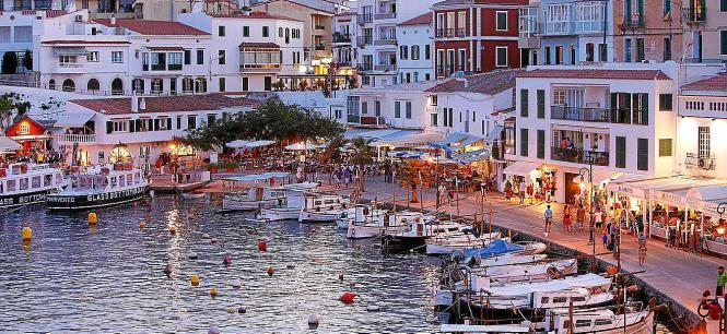 Menorca ist die Lieblings-Nachbarinsel der Mallorquiner.