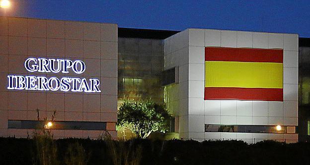 Die Firmenzentrale von Iberostar in Palma.