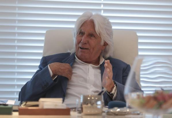 Miguel Fluxás Vermögen wird auf 3,6 Milliarden Euro geschätzt.