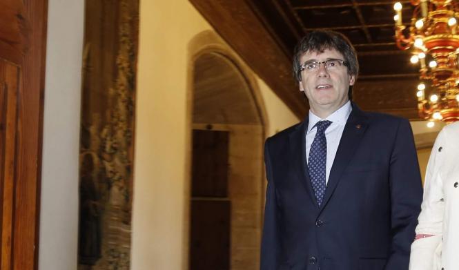 Carles Puigdemont darf vorerst in Freiheit bleiben, Belgien aber nicht verlassen.