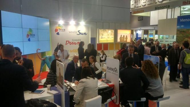 Der World Travel Market in London ist seit Jahren eine wichtige Veranstaltung für Mallorca und die anderen Balearen-Inseln.