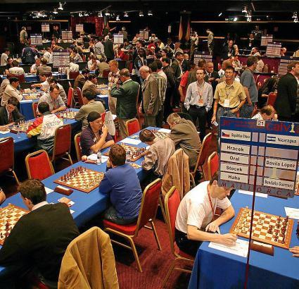 Die Schach-Olympiade in Calvià im Jahr 2004 war der bisher letzte Mega-Schach-Event, den Mallorca beherbergen durfte.