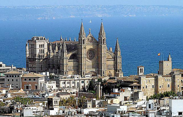 Die historische Altstadt steht besonders hoch im Kurs.