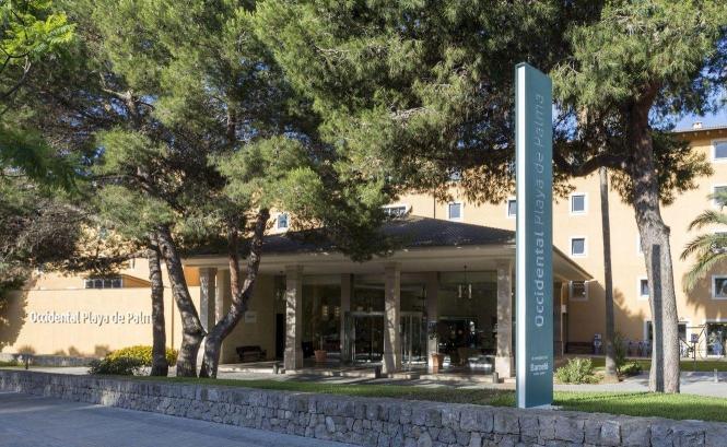 Zu Barceló gehört auch Occidental. Unter dieser Marke firmiert auf Mallorca das Occidental Playa de Palma, das frühere Hotel Bar