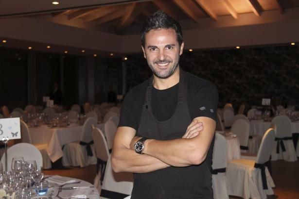 Santi Taura, Chef des gleichnamigen Restaurants.