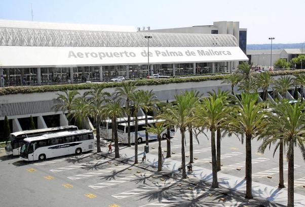 Der Flughafen Palma kommt auch in der Nebensaison nicht zur Ruhe. Hinter den Kulissen wird gehämmert und gewerkelt.