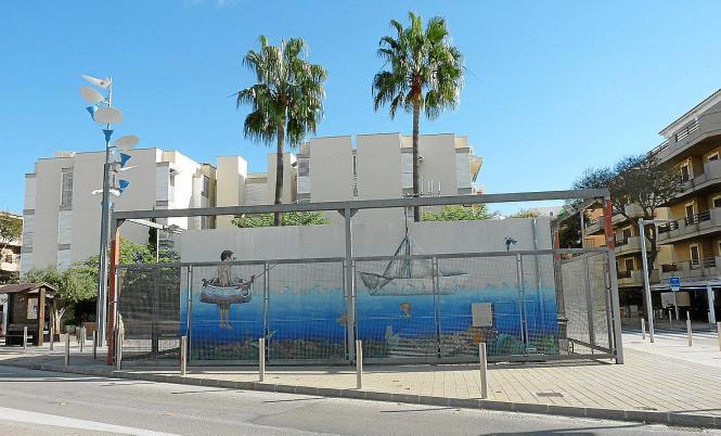 In Cala Millor soll es bald mehr solcher Wandmalereien geben.
