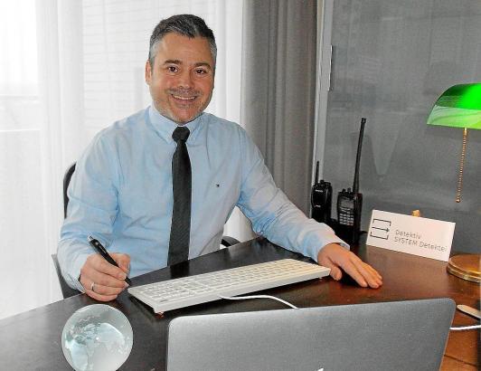 Steffen Randel hat 25 Jahre Erfahrung als Privatermittler. Er unterstützt dabei auch Behörden und hat immer wieder mit Fällen au
