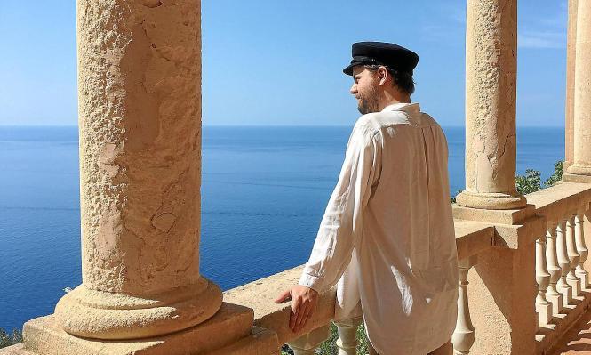 Von Mallorca begeistert: Ludwig Salvator schuf sich auf der Insel ein kleines Paradies (Szene aus der Dokumentation).