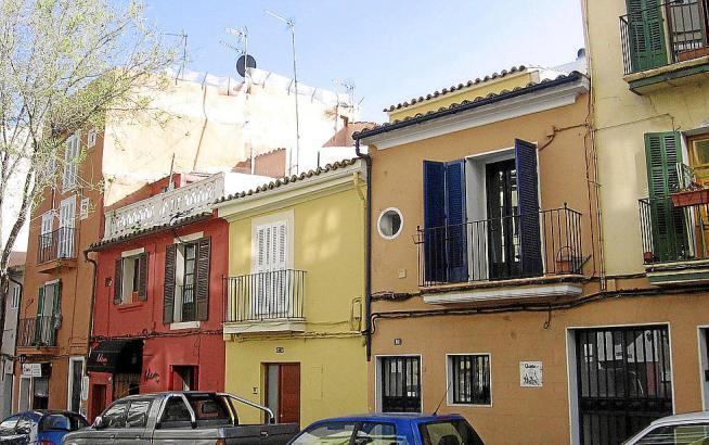 Im Santa-Catalina-Viertel in Palma ist der Meerblick Gold wert.