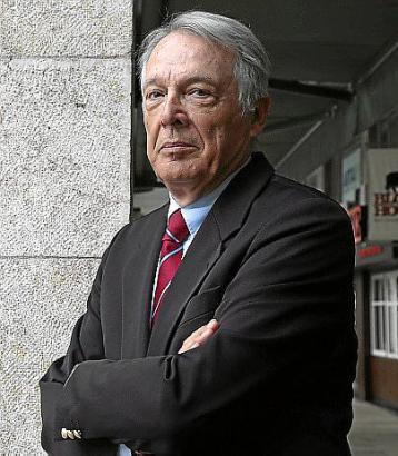Álvaro Middelmann, bis Ende 2012 langjähriger Air-Berlin-Direktor für Spanien, ist Vize-Präsident der mallorquinischen Handelska