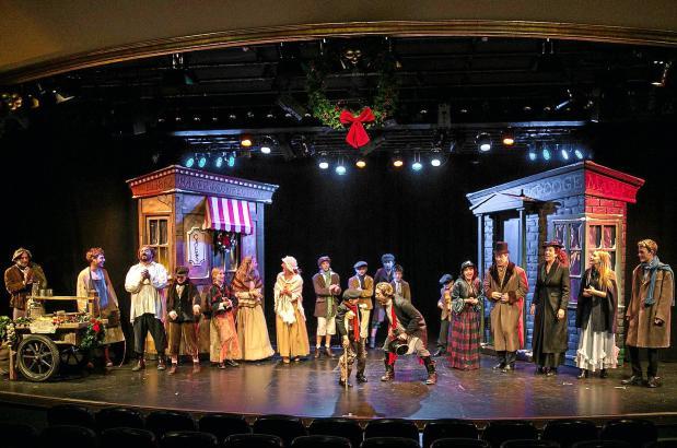 An drei Tagen wird die Weihnachtsgeschichte in Palmas Auditorium aufgeführt.
