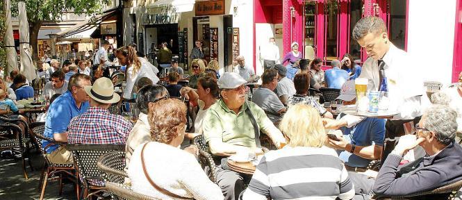 Die Verlängerung der Saison auf Mallorca hat zum Wirtschaftswachstum auf den Balearen beigetragen.
