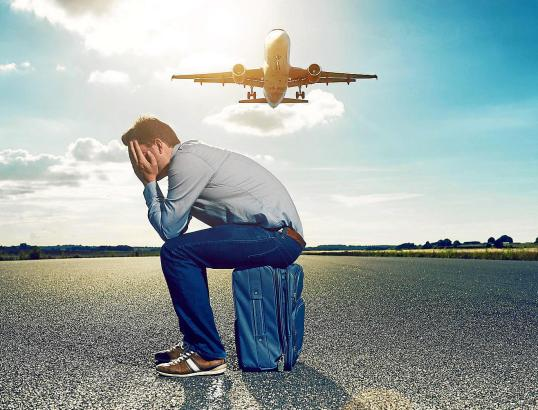 Viele Reisende sind nach der Niki-Pleite verunsichert.