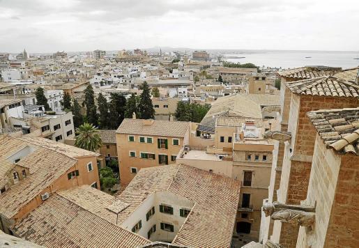 Gefragt sind bei Schweden als Immobilienkäufer vor allem die Altstadt von Palma (Foto) und das Santa-Catalina-Viertel.